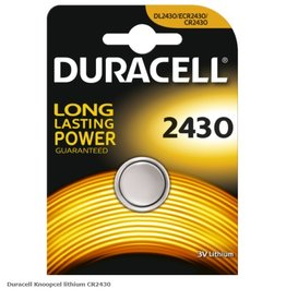 Duracell  Duracell knoopcel  CR2430