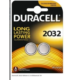 Duracell  Duracell knoopcel CR2032