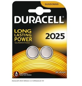 Duracell  Duracell knoopcel CR2025