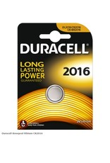 Duracell  Duracell knoopcel CR2016