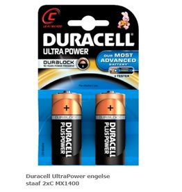 Duracell  Duracell  Engelse staaf LR14