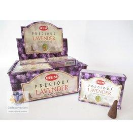 HEM Lavender kegeltjes Hem (cones)