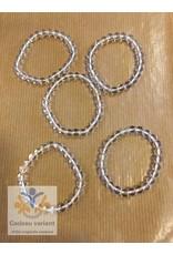 Bergkristal kinder armband