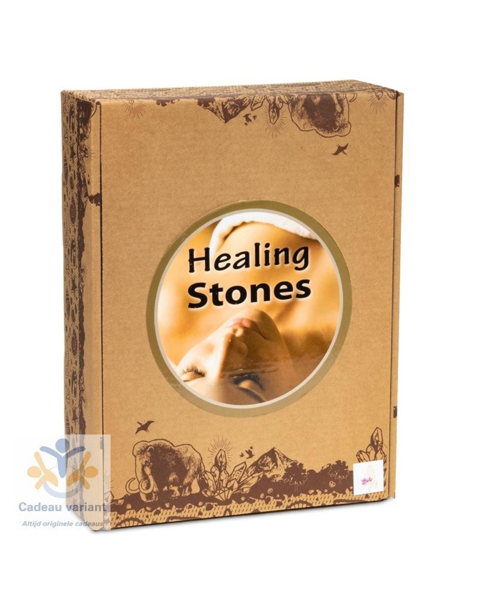 Edelstenen set healing