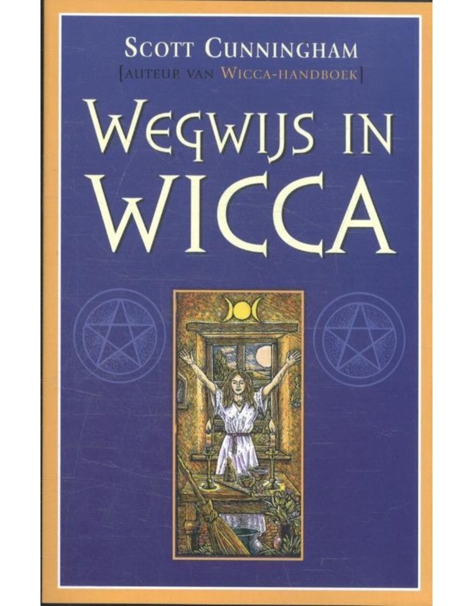 Wegwijs in wicca boek