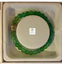 Jade edelsteen dames armband