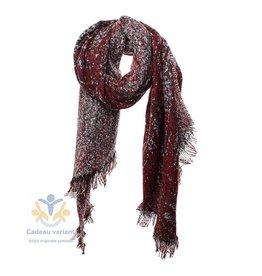 Biba Biba sjaal 73044 bordeaux