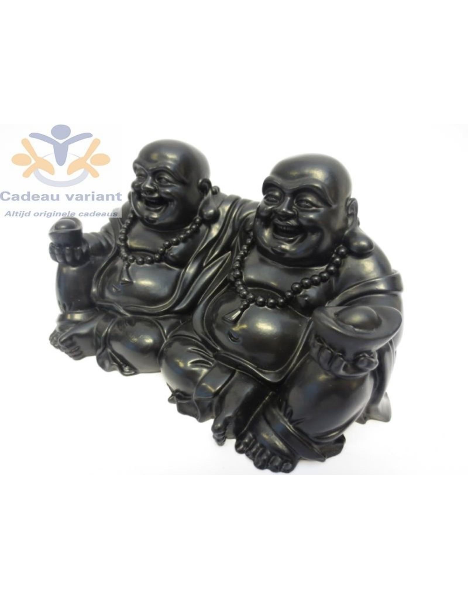 Boeddha vriendschap beeld