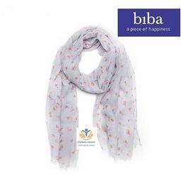 Biba Biba sjaal 72878 hartjes
