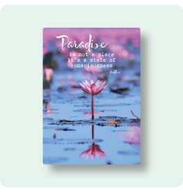 Zintenz Briefkaart Paradise