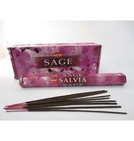 HEM Wierook Sage Salie (roze) HEM