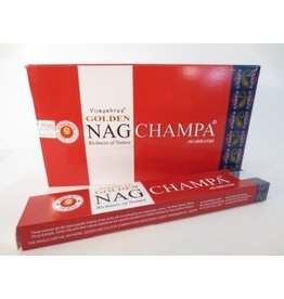 Wierook Nag champa rood