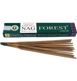 Wierook Nag forest