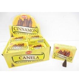 HEM Wierook Cinnamon (kaneel)  kegel  HEM