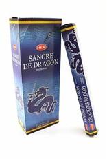 HEM Wierook Dragons blood blue HEM