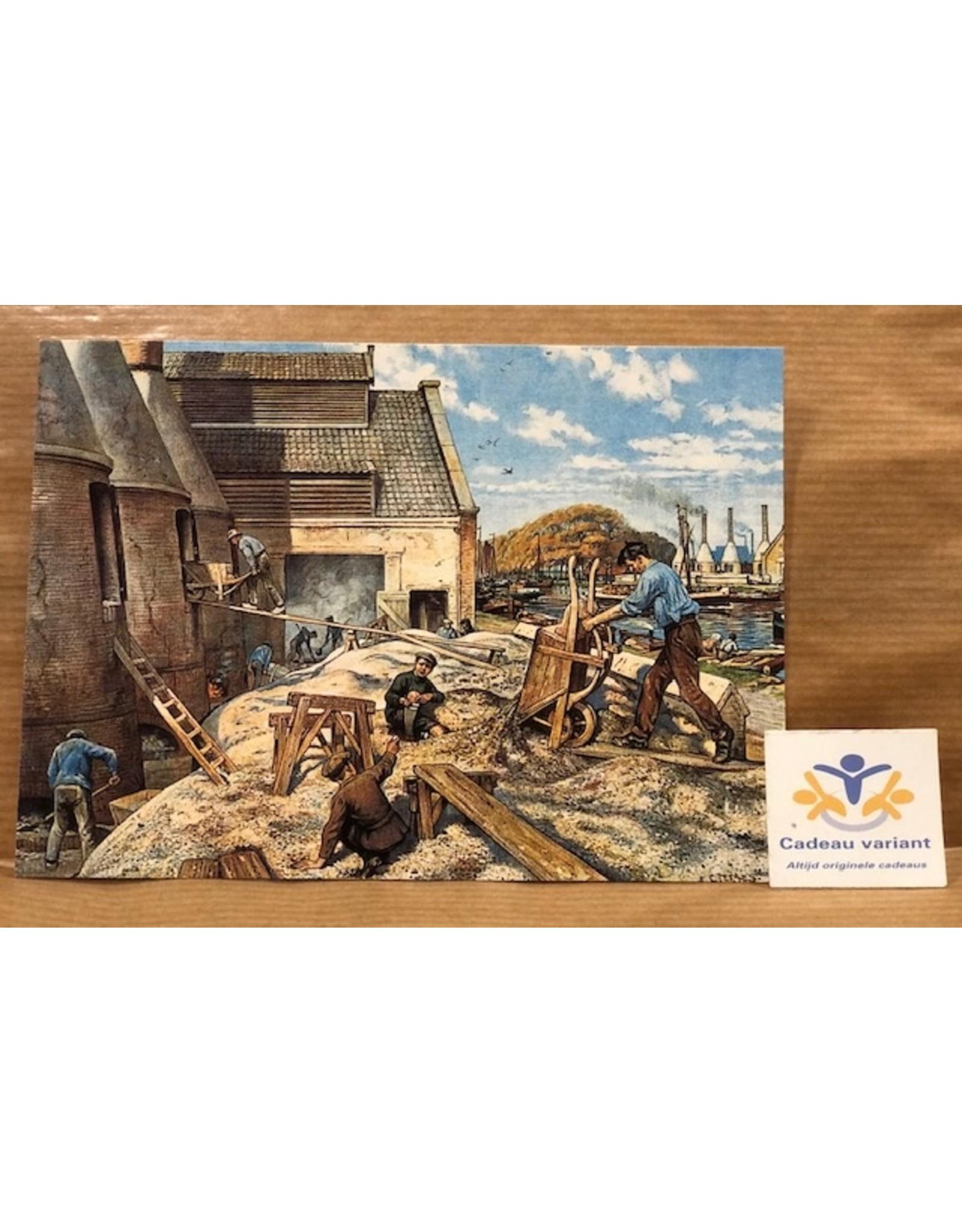 Briefkaart nostalgie