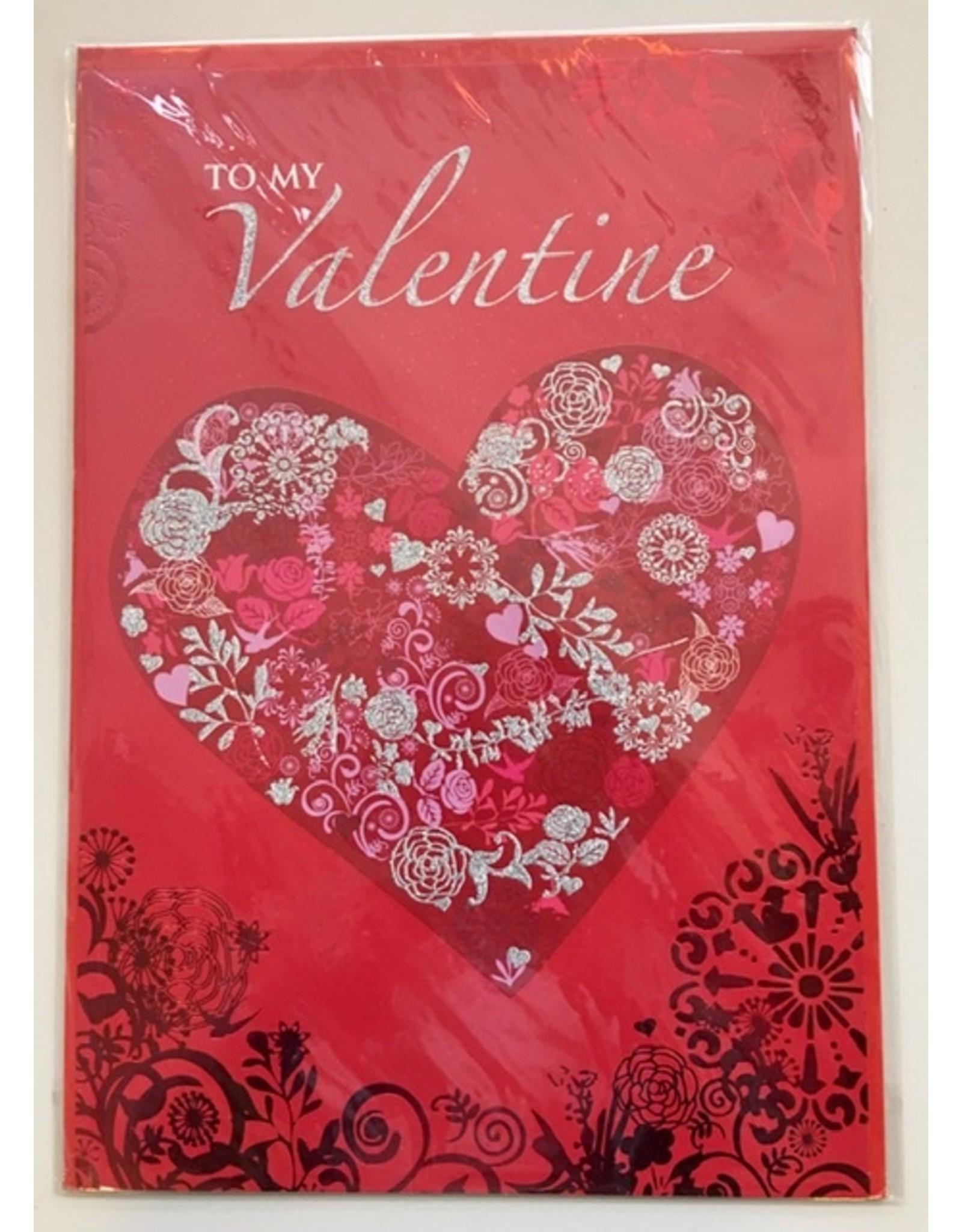Wenskaart Valentijn groot