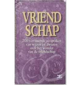 Vriendschap cadeau boek