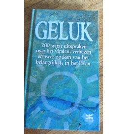 Geluk cadeau boek