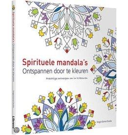 Spirituele mandala's kleuren
