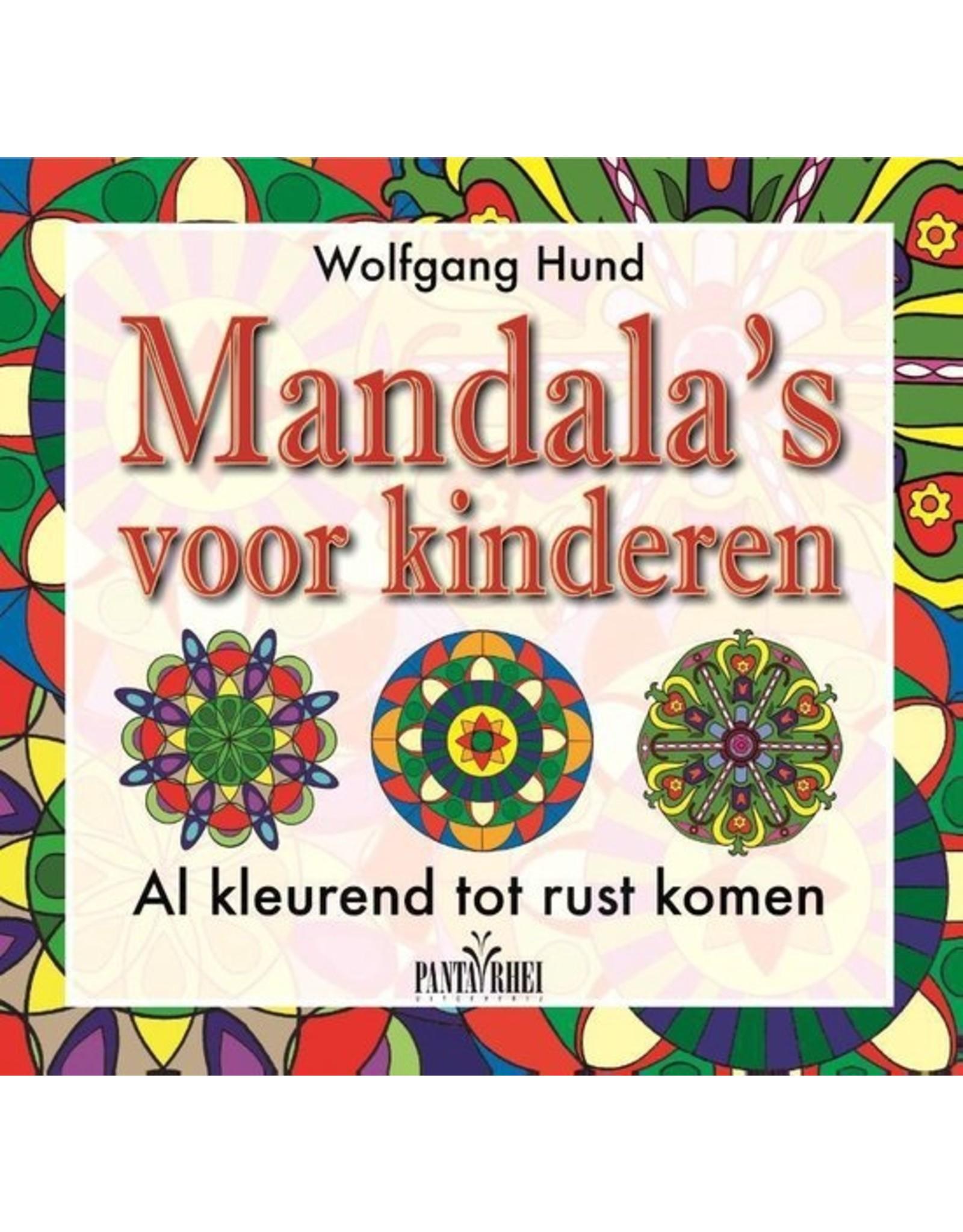 Mandala's voor kinderen kleurboek
