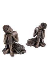 Thaise Buddha zittend B