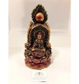 Boeddha Thais lotus beeld