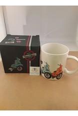Mok scooter Vespa Italia