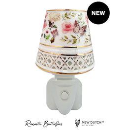 New Dutch Stekkerlamp vlinder romantisch