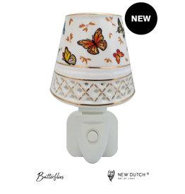 New Dutch Stekkerlamp vlinder