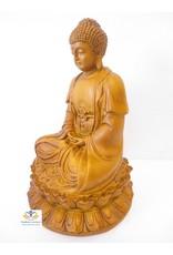 Boeddha beeld mediatie