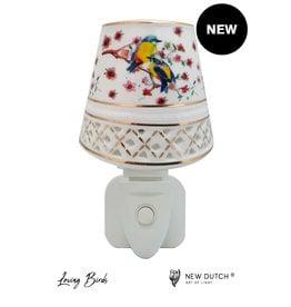 New Dutch Stekkerlamp loving birds (vogel)