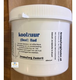 AromaZorg zuster Koolzuurbad CO2 600 ML