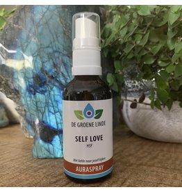 De Groene Linde HSP Self love Auraspray 50 ml