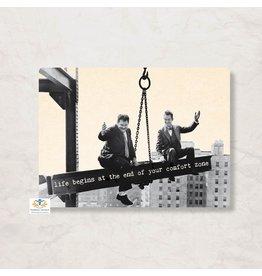 Zintenz Magneet Laurel en Hardy