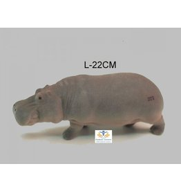 Nijlpaard beeld