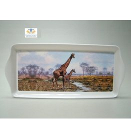 Giraffe dienblad middel actie