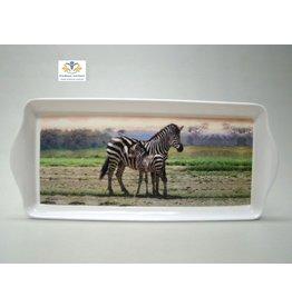 Zebra dienblad middel actie