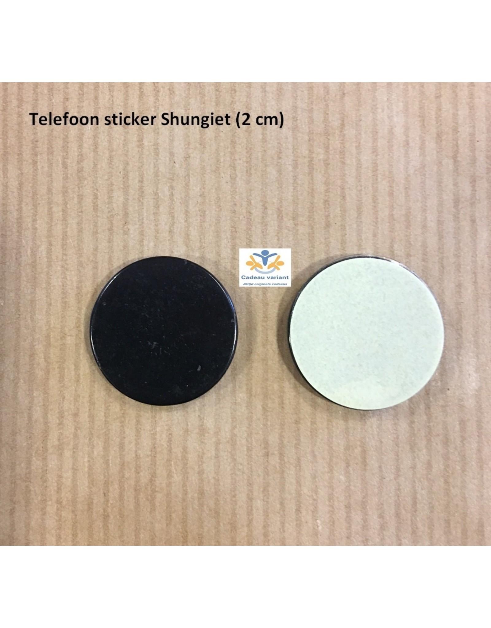 Telefoon sticker Shungiet