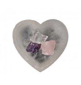 Seleniet schaal hart