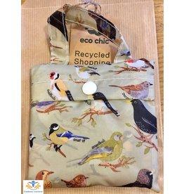 Vogel tas opvouwbaar eco