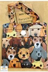 Hond tas opvouwbaar eco