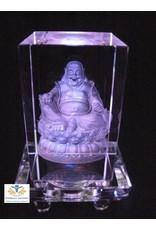 Boeddha glasblok