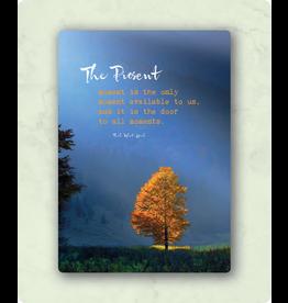 Zintenz The present moment briefkaart