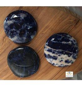 Sodaliet schijfsteen-zaksteen
