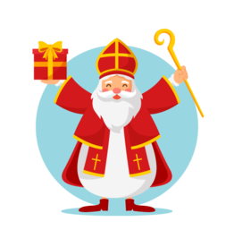 Geschenkverpakking  5 december