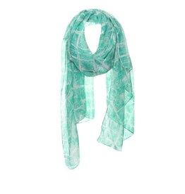 Biba Biba sjaal 73152 groen