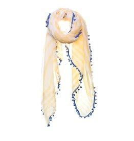 Biba Biba sjaal 73189 geel