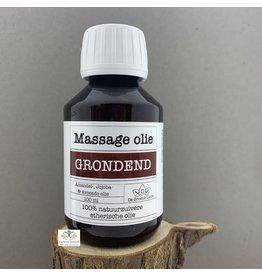 De Groene Linde Massage olie grondend