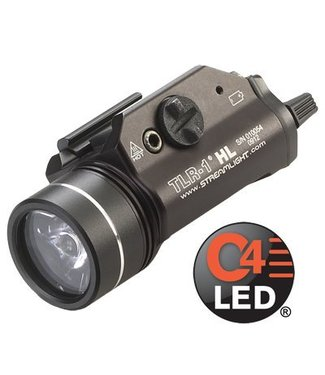 Streamlight Tactical Light TLR-1HL C4-LED Strobe with Batteries